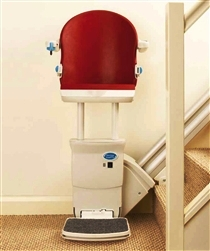 Perch Seat Stair Lifts From Bruno Amp Sterling Handicare