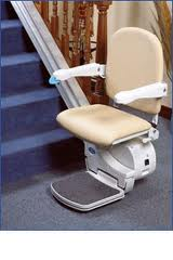 Sterling 950 Straight Stairlift