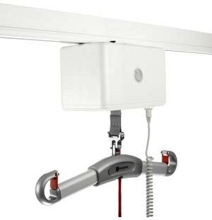 RiseAtlas – new stationary ceiling lift units from Handicare