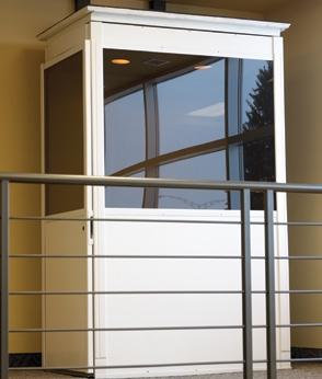 Savaria Telecab Residential Elevator