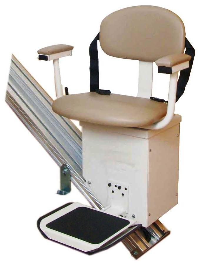 Stair Lifts Atlanta bruno elan straight rail stairlift
