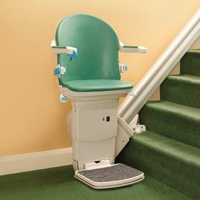 Handicare 1000 straight stair lift in atlanta georgia